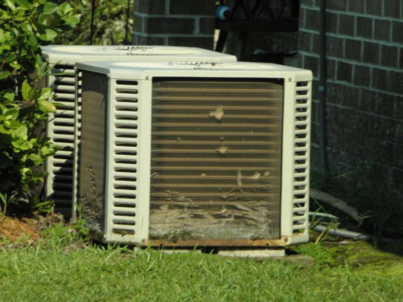 Old HVAC Systems Increased energy