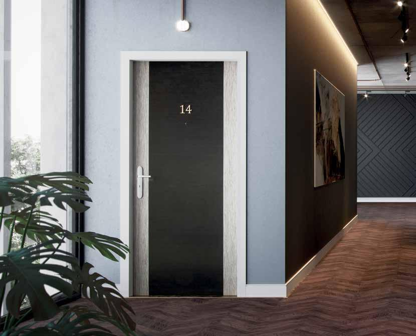 More Design. Our job is to help interior designers, architects and homeowners to think differently about the importance of a door.