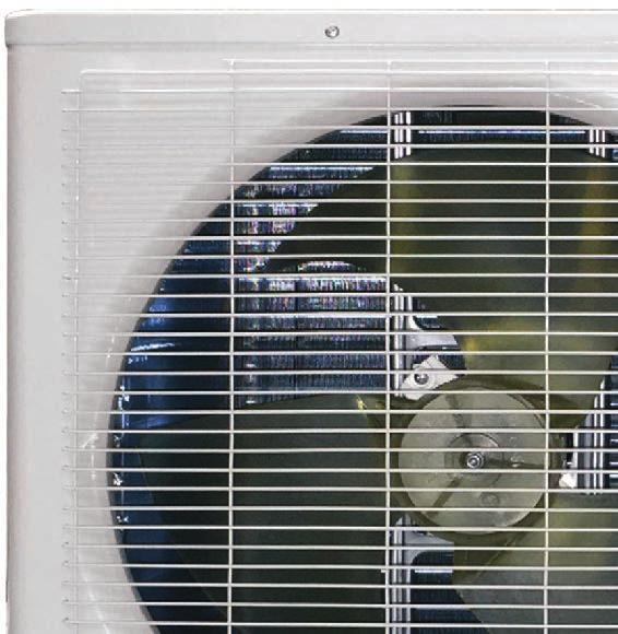 using the air conditioner.