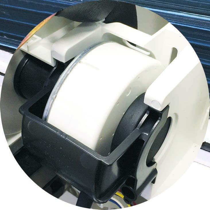 changes in demand, Moving louvers to direct air, Indoor air temperature sensing, Evaporator coil