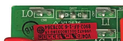 CN6 - Connector for