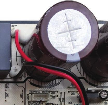 Connector for power N