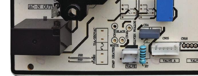 for control board and