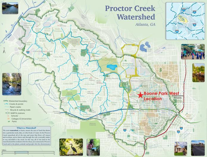 recreational opportunities with stormwater