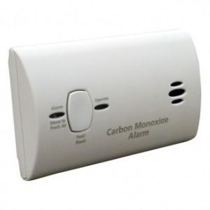 Carbon Monoxide (CO) Monitor A CO monitor is required on every