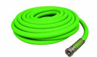 T-REXAIR AIR HOSE HA74 SERIES New lightweight and flexible construction featuring a special engineered copolymer material allowing superior flexibility but also durability.