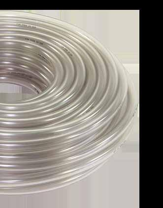 ULTRA DYNAMIC HOSE PRODUCTS SERVING THE RETAIL MARKETPLACE WITH QUALITY INDUSTRIAL AND SPECIFICATION GRADE HOSE & TUBING PRODUCTS INDEX Item Description Page T10 Clear Vinyl Tubing 4-5 T12 Braided