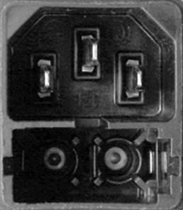 Section 8 Maintenance Figure 8-3: Fuses Exposed 2.
