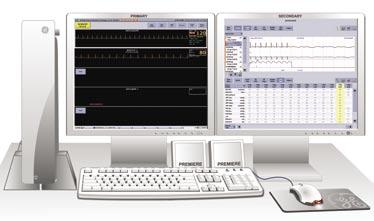 MUSE Cardiology System Assistance Overview of Equipment CIC Pro Primary Display Second Display MD.108.096 Speakers Processor Keyboard Mouse Processor: Runs the CIC Pro application.