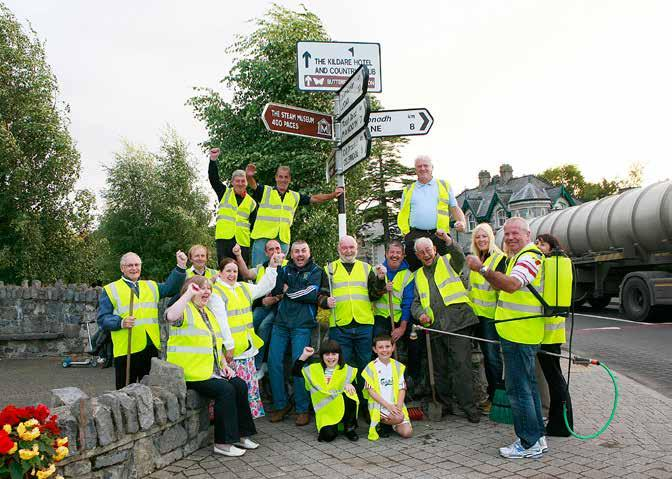 . Social, Community & Cultural Development AIM To ensure that County Kildare is an attractive place to live and work by building strong, inclusive communities that have a sense of place and belonging.