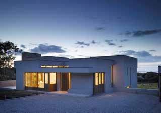 4 appropriate House Design The success of new houses in the rural landscape is measured by: How well new buildings reflect advanced technology and modern lifestyles; and How the architecture of the
