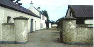 6.4. Kildare s Rural Houses Rural traditions of building in County Kildare are influenced by history, climate and local geology, and were determined in the past by the local availability of