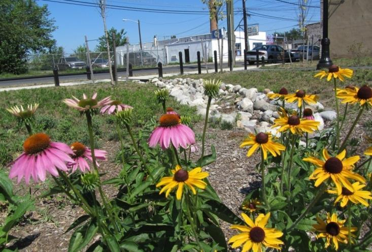 How does Green Infrastructure work?