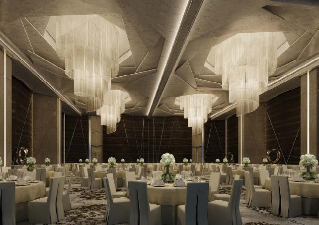HILTON CHENGDU HOTEL (China) This highly sophisticated and elegant city hotel is in the financial district of Chengdu, the capital of the