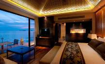 FOUR SEASONS HOTEL HONG KONG With a distinctive international style, the Four Seasons Hotel Hong Kong has impressive views of Victoria Harbour which is an interesting