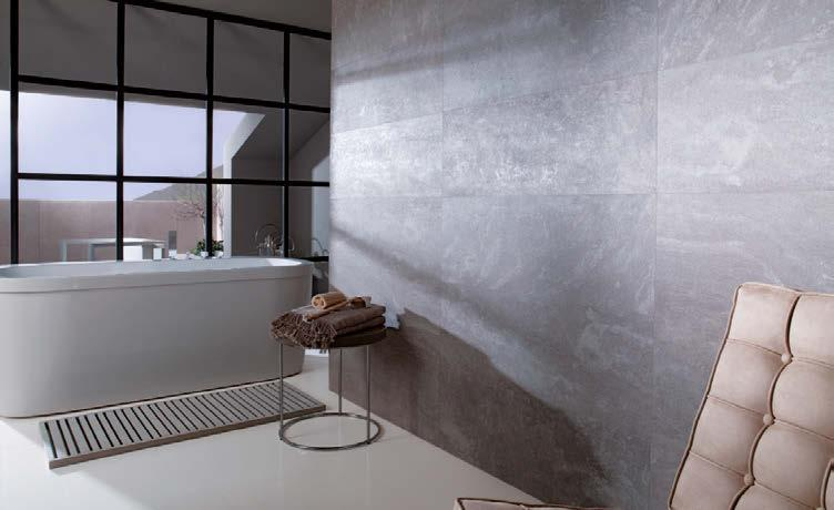 The result was a hit among the public attending the recent Porcelanosa Group s International Show.