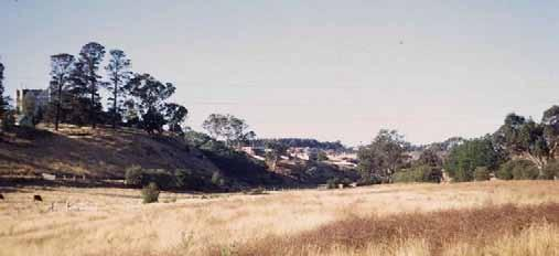 2 Warringal Conservation Society at Banyule Flats Reg Johnson 1969 - Banyule Valley looking north Community concern about the fate of the wetlands was one factor which led to the foundation of