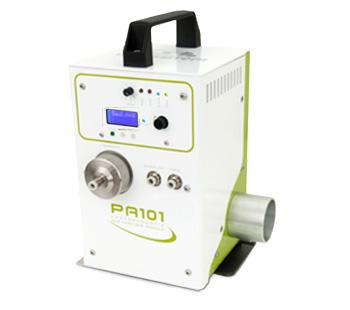 Includes data acquisition software PA301! Measures solid, semi-solid, and liquid samples!
