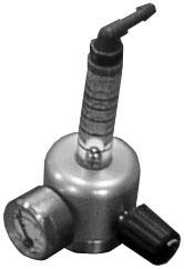 15 and 22 mm connector ends, for use with CO 2 sample line to connect monitor to a main stream.