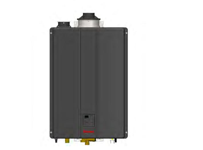 CU199i, CU160i INTERNAL (INDOOR) CONDENSING TANKLESS WATER HEATER COMMERCIAL SUPER-HIGH-EFFICIENCY (CONDENSING) TANKLESS WATER HEATER Installation Type Model Numbers Approved Gas Types Internal