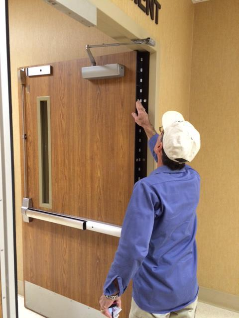 What to Expect During Fire Door Inspections Technician and representative to meet with owner/ property manager/ end user prior to inspection Review building plans and