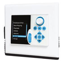Source Keypad & Dock The Source Keypad wht Designed specifically for Proficient M4 & M6, The Source Keypad creates the ultimate media control