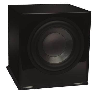 "Signature Series GL6 Dual 61/2"" LCR Speaker Shipping Q4 One bookshelf LCR speaker with two 6½"" graphite woofers, 1"" silk dome tweeter and 125 watt power handling."