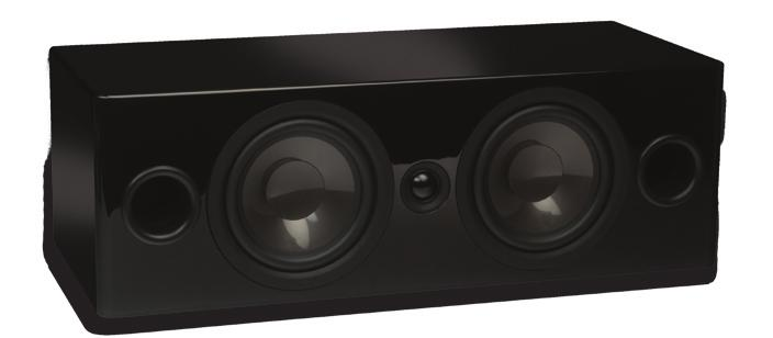 "Power Handling: 125 Watts Frequency Response: 46Hz - 20kHz Impedance: 4Ω Sensitivity: 89dB 1W/1m Cabinet Design Dimensions (H x W x D): 8"" x 24"" x 101/2"" GS10 10"" Subwoofer Shipping Q4 Powered"