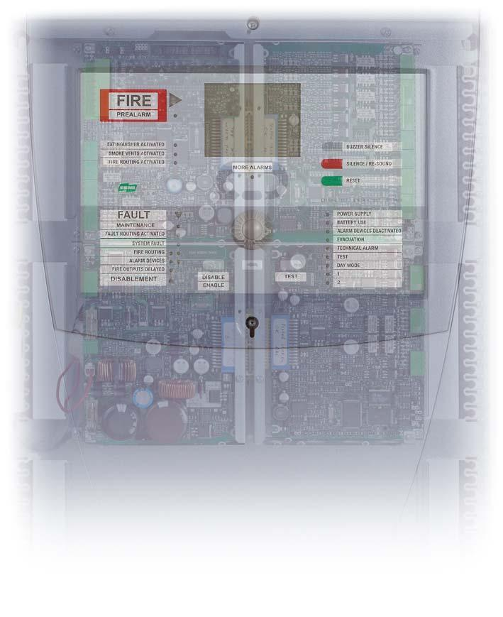 FX NET FIRE DETECTION SYSTEM Installation and commissioning manual Read this manual carefully before installation and commissioning!