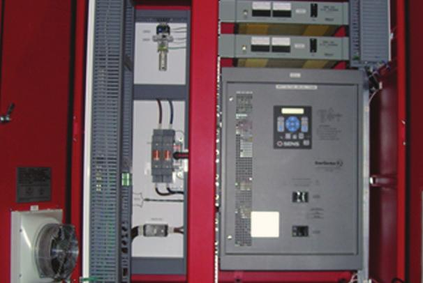variety of end devices for maximum flexibility Customized functionality and listings available Siemens PCS7 platform