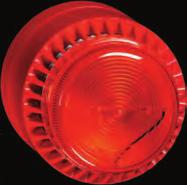 MCD524SB The MCD524SB low profile xenon sounder beacon features a high performance light source and adjustable volume control. Due to predrilled fixing and cable entry holes it is simple to install.