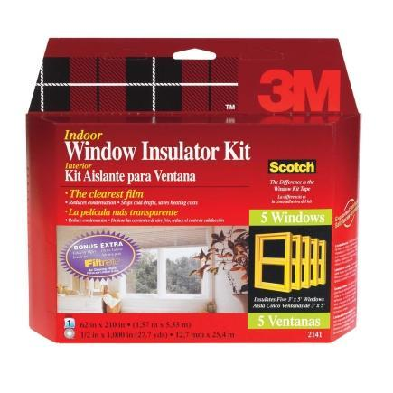 Reducing Air Infiltration Window