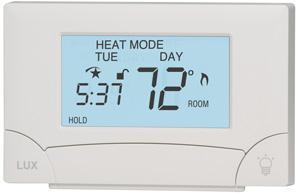 Programmable Thermostats Replace manual with programmable thermostat Costs $20 to $70 Auto