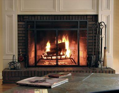No-Cost Energy Savers Fireplaces Avoid fireplaces that don t use outside air for fueling the