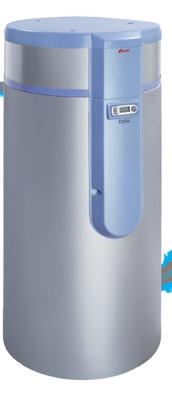Edel, Xiros & Cylia WATER HEAT PUMP WATER HEATERS ON A WATER LOOP 50-300 L Do you have underfloor heating?