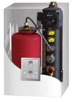 DOMESTIC USE Maximum power, adjustable to fit with the latest thermal regulations (RT 2012) 6 kw : - 0 to 2 kw 12 kw :- 0 to 2 kw 16 kw :- 0 to 2.