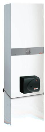Rembrandt CAST IRON, FLOOR STANDING FUEL CONDENSING BOILER 25 and 40 kw A LOW ENERGY DESIGNAPPROVED CATEGORY A Better comfort and lower