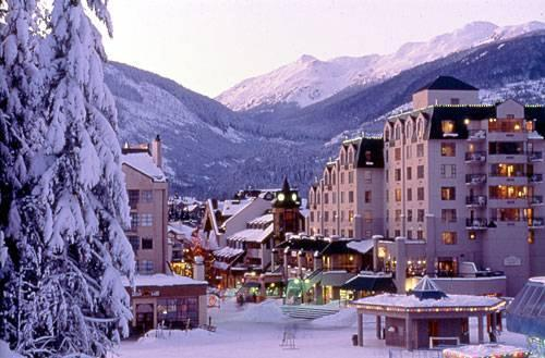 Mountain Resort Community Success Factors: Whistler, Canada Case Study Dr.