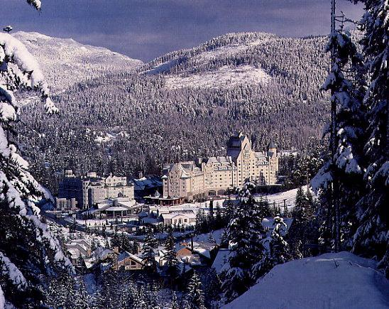 Whistler Resort Community Integrated resort community design Extensive capacity, design, use, taxation powers Purpose-built Mountain Resort Community ~11,000