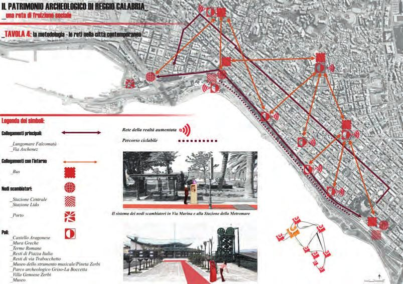 The network system in the historic center of Reggio Calabria Objectives The objectives of the project are part of the first proposed topic and that is what 'Museum as attractor' in a clear and timely.