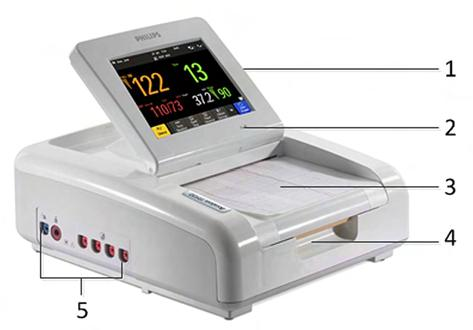 3 Basic Operation Avalon FM50 The Avalon FM50 fetal/maternal monitor offers a solution for both external and internal fetal monitoring applications, and noninvasive maternal vital signs.
