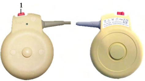 specifications Ultrasound Transducer (M2736A) 1 Connector - for connecting ECG/IUP adapter