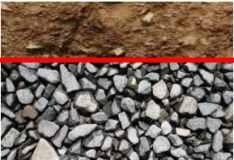 civil environmental application. This geotextile is resistant to UV degradation and biological, chemical environments normally found in soils.
