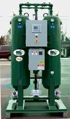 In today s competitive industrial markets, dry compressed air is a necessity not a luxury.