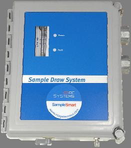 Systems Sample Draw System samples air from remote locations pulling a sample to gas detection transmitter(s) and is offered as a diaphragm pumped or an air operated aspirator unit.