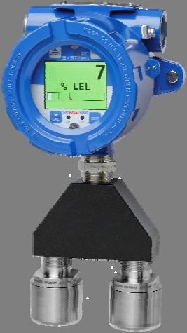 the proven ST-44 transmitter. This versatile unit has a bright, vivid color display and embedded Ethernet with web server and Modbus TCP.
