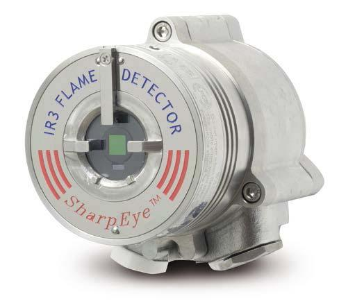 GAS & FLAME DETECTORS QUASAR 900 Open path IR detector for hydrocarbon gases The SafEye Quasar 900 series is the very latest open path IR technology and detects a wide range of hydrocarbon gases