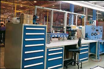 VIDMAR XPRESS: Industrial Workbenches OPEN BENCH LEGS Formed steel leg units predrilled for fastening 5 Open Bench Legs HEIGHT MODEL # DESCRIPTION IN.