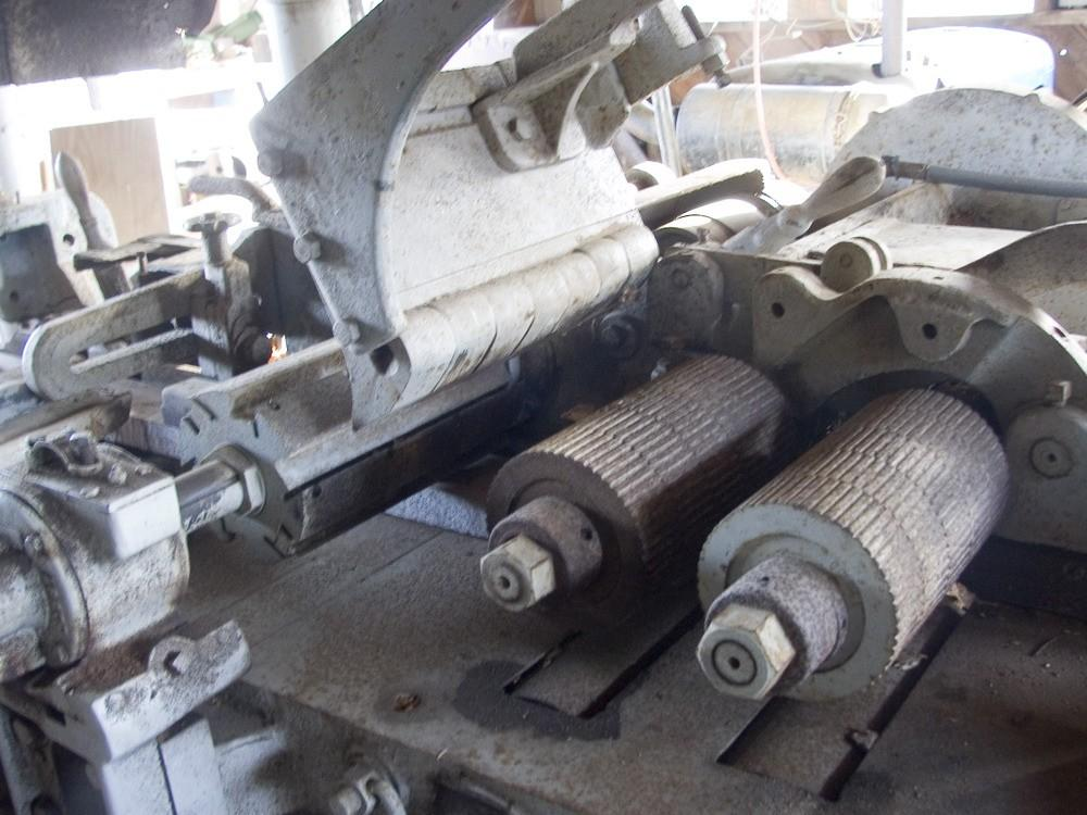 Machinery Protection Containing large stationary machinery, machinery areas include many potential fire hazards as well as often being hot and dirty, featuring complex constructions and hydraulic