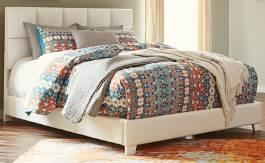 (181) King Bed Brown (182) Queen Bed White (381) King Bed White (382) B107 Metal Beds (Signature Design) Metal bed inspired by the shabby